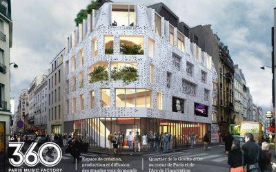 14 mars 2020 – Au 360 Paris Music Factory – 14 ateliers transformants