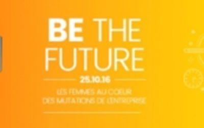 25 octobre – Evénement HEC « BE THE FUTURE » : au cœur des mutations